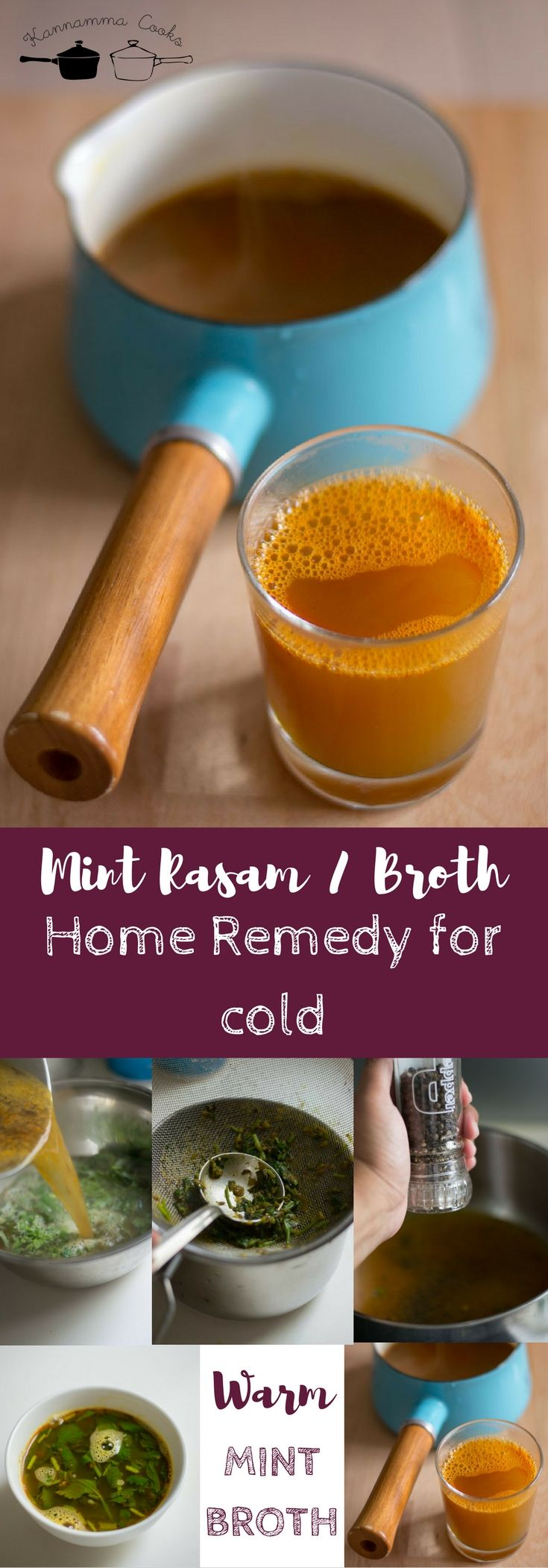 Pudina Rasam, Mint Rasam Recipe, How to make Mint Rasam