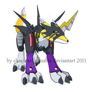 Digimon by charizard-aznable on DeviantArt