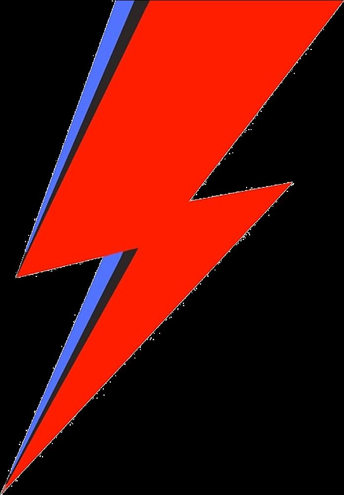 View Full Size Red Lightning Bolt Png David Bowie Lightning Bolt Logo Clipart And Download Tran Lightning Bolt Logo David Bowie Lightning Bolt Red Lightning