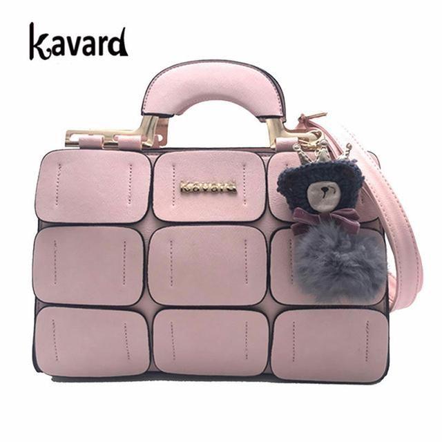 Fashion leather designer handbags