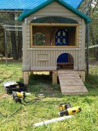 Post Pics of your Little Tikes coop - Page 2