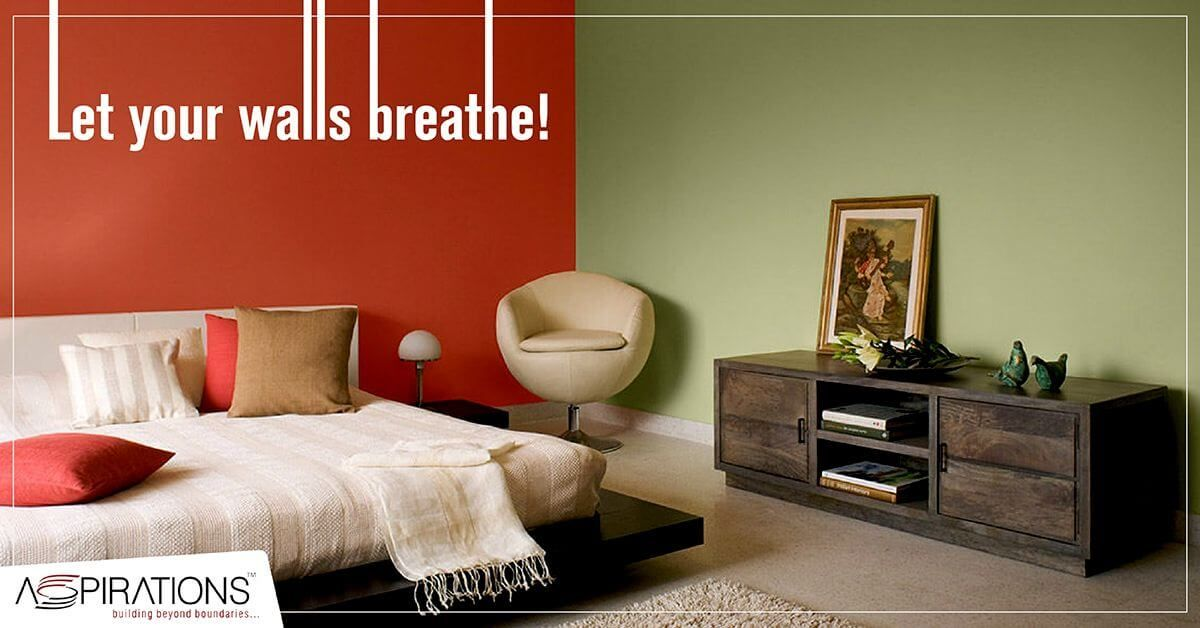Deciding The Colors Of The Walls Of A Property For Sale In Kolkata Mesmerizing How To Paint Your Bedroom Creative Property