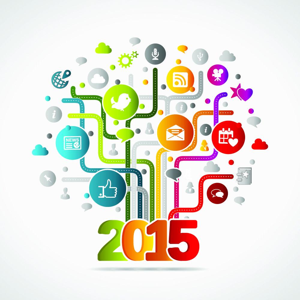 shutterstock design trends 2015 - Google Search