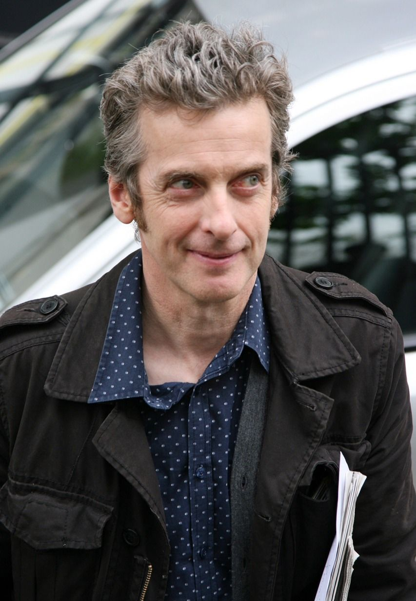 peter capaldi young