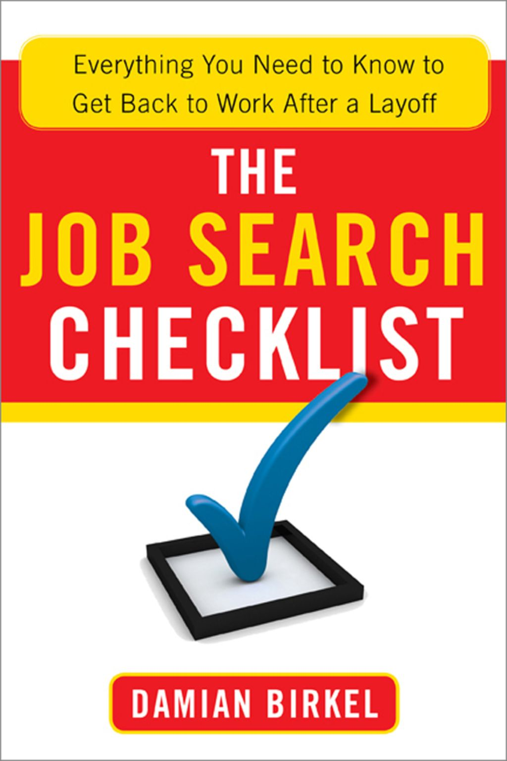 The Job Search Checklist (eBook) in 2019 Job search