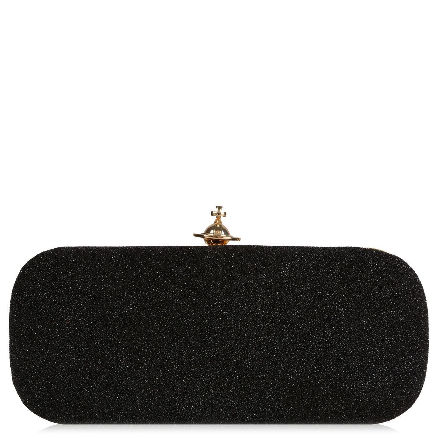 THE PERFECT EVENING BAG| Vivienne Westwood | Glitter Clutch Bag