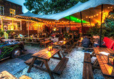 Best Beer Gardens In West London