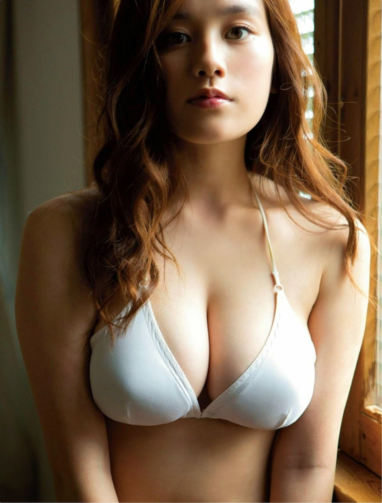 Lovely japanese babe by two horny guys 10