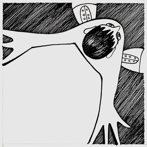 HOY ES UN DIA NUEVO QUIERO IMAGINAR CON VOS imagenes de AMOR : autor: RAMIRO QUESADA  dimensiones 15.8 cm. por 15.8 cm  técnica: tinta   viva . elástico - imágenes de amor      link del tema    http://www.youtube.com/watch?v=Jmt0Rq1F_QI   quesadaramiro