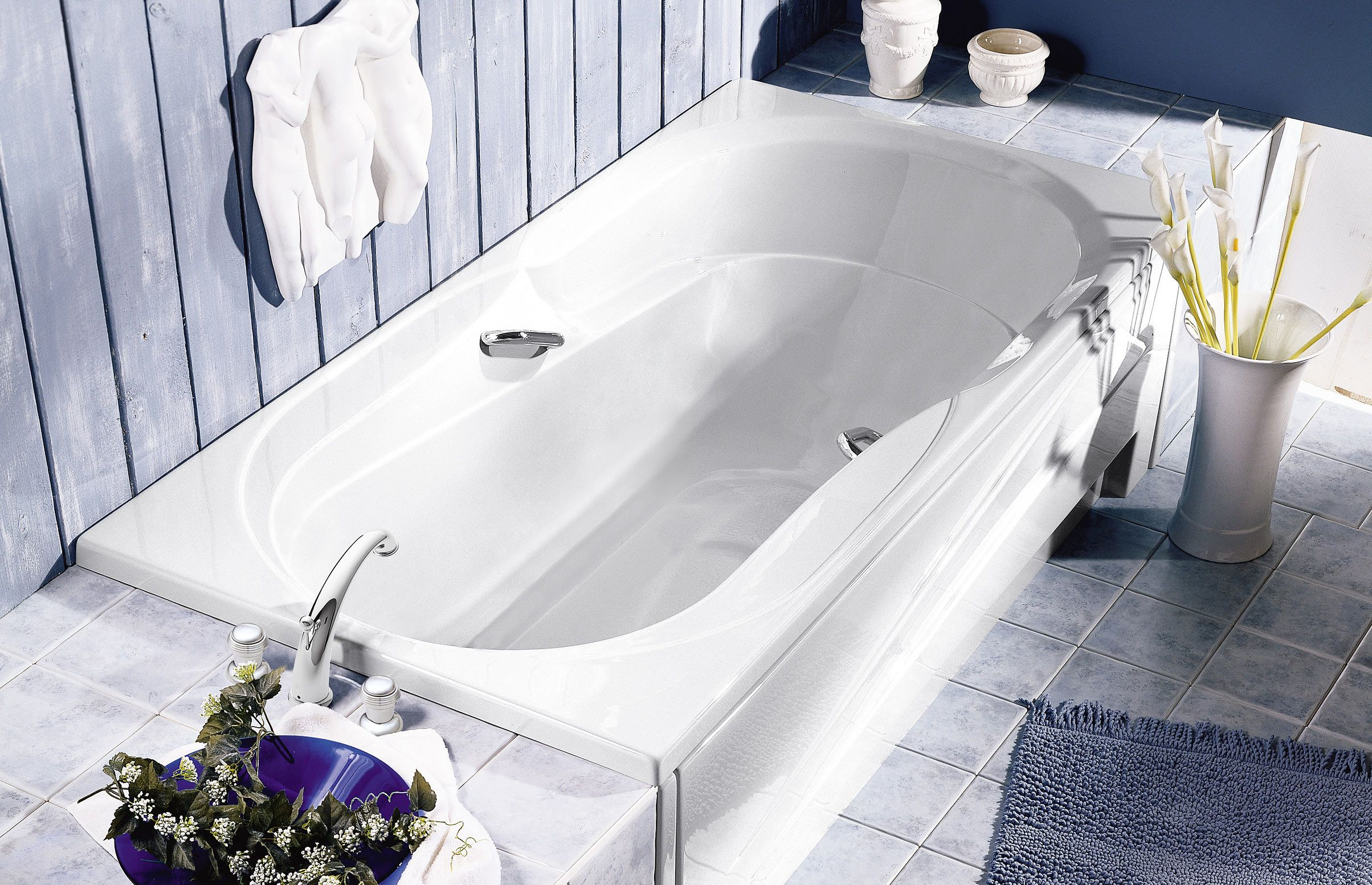 BACCARAT Alcove or Drop-in bathtub - MAAX Collection | kitchen ...