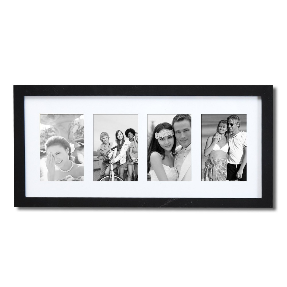 Furnistar 4 Opening Collage Picture Frame. This practical modern 4 ...