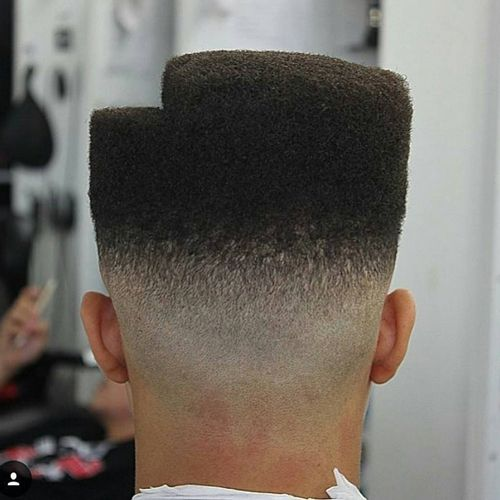 top fade step 30 cool black