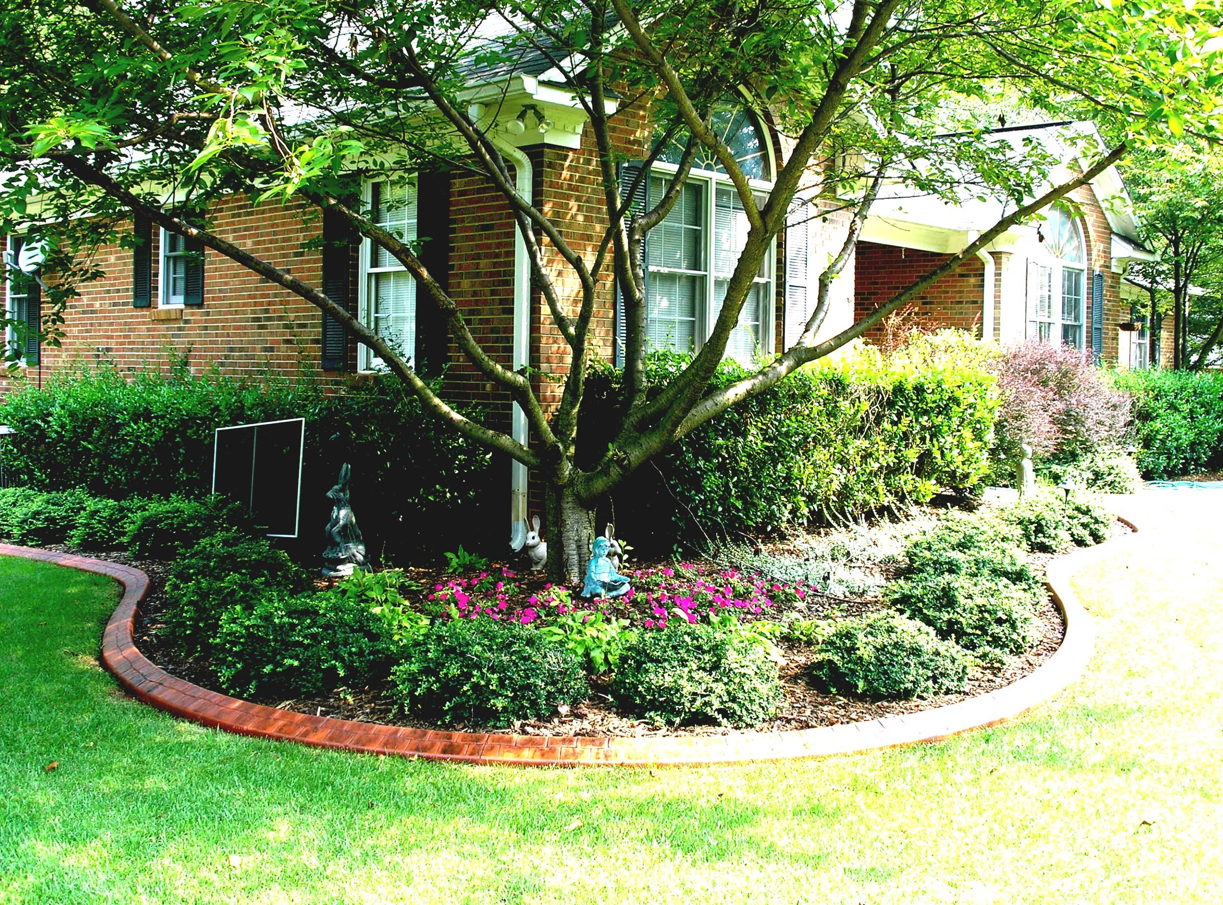 charming front yard landscaping