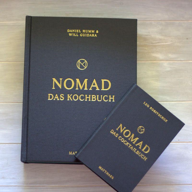 Rezension Nomad Von Daniel Humm Und Will Guidara Mit Bildern Kochbuch Bucher Cocktail