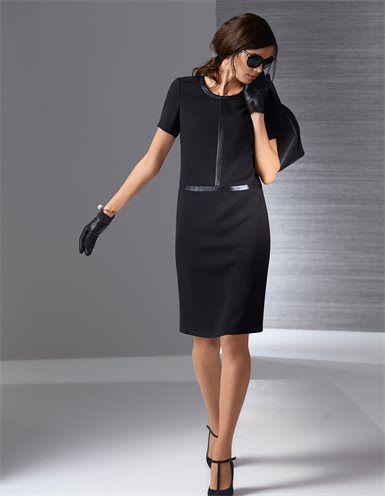 Kleid h&m grau