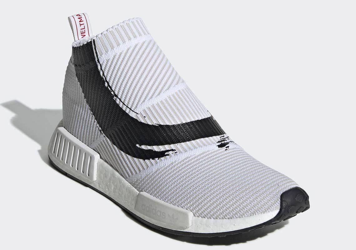 adidas Brings Back The NMD City Sock With Koi Fish Edition