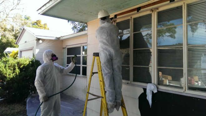 What To Do With Old Asbestos Siding Asbestos Siding Siding Shingling