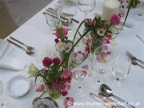 Blumenwerkstatt Klara Kwas  Blumen Floristik Hochzeit Brautstrauss Brautstrau Krnze