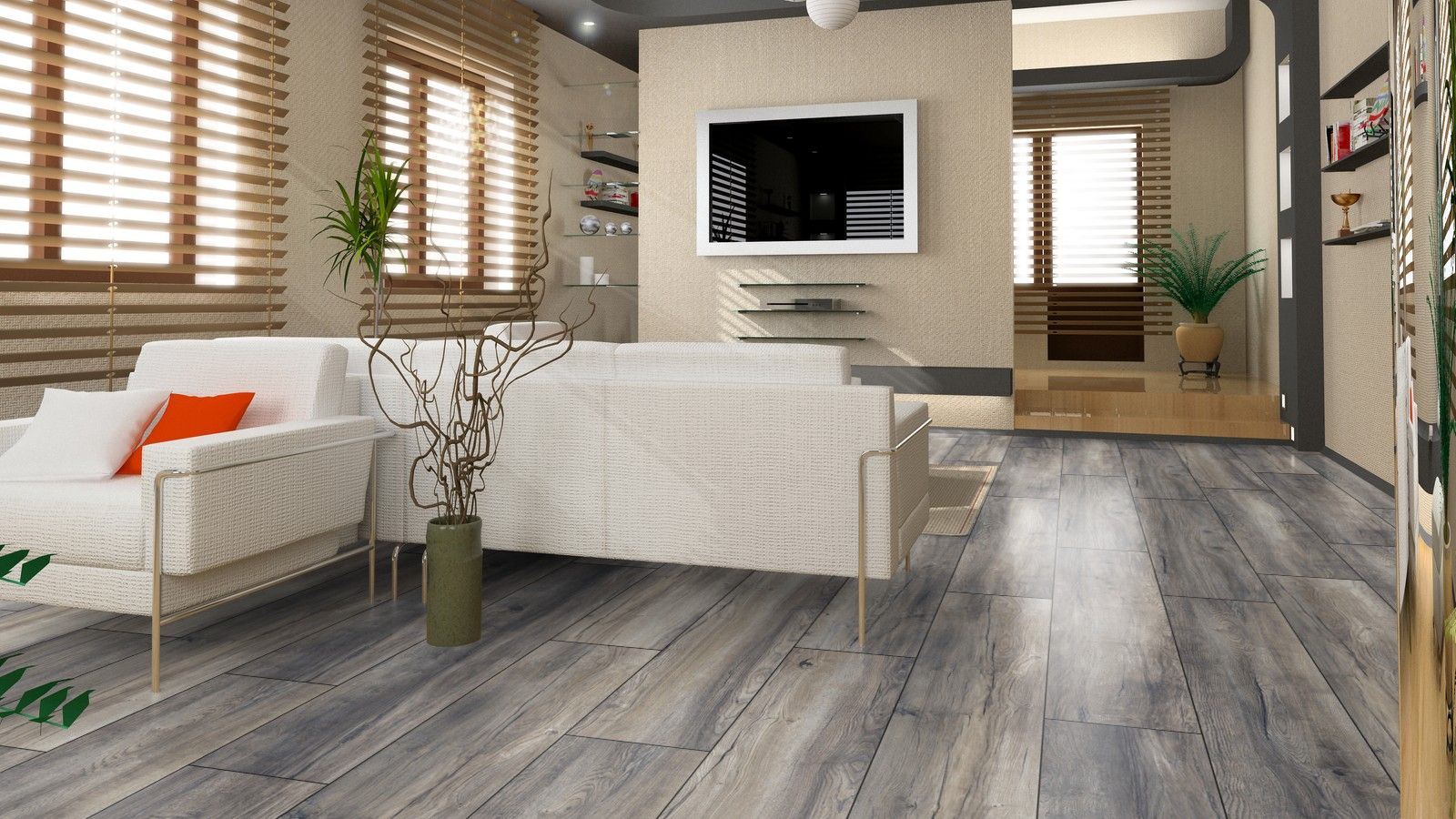 Long Plank Wood Flooring Over 800 Colours Available