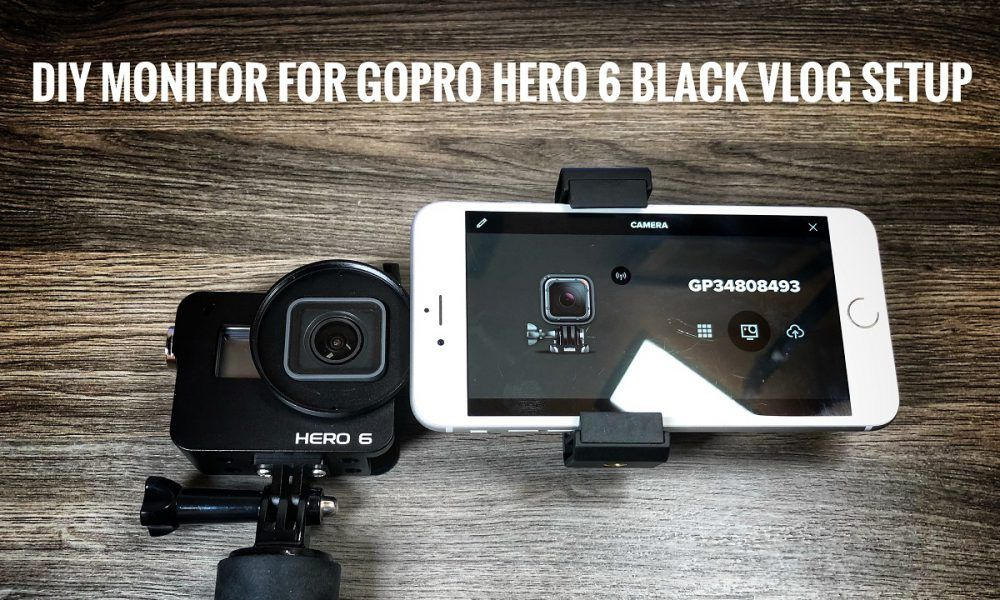 GoPro Vlogging Case How To Connect A Microphone To The