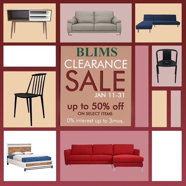 Blims Fine Furniture Clearance Sale 2019 Until January 31