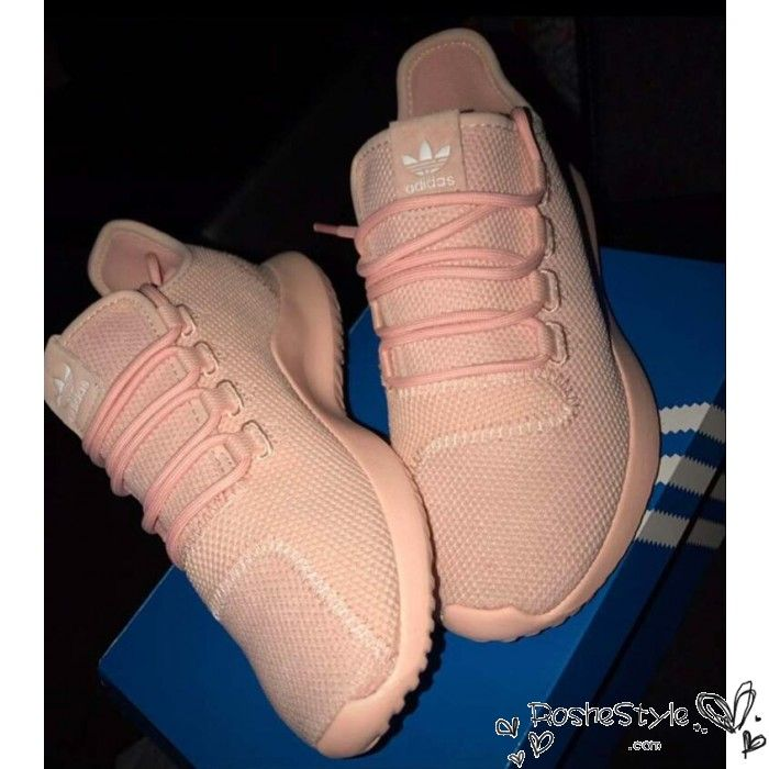 adidas tubular rose gold