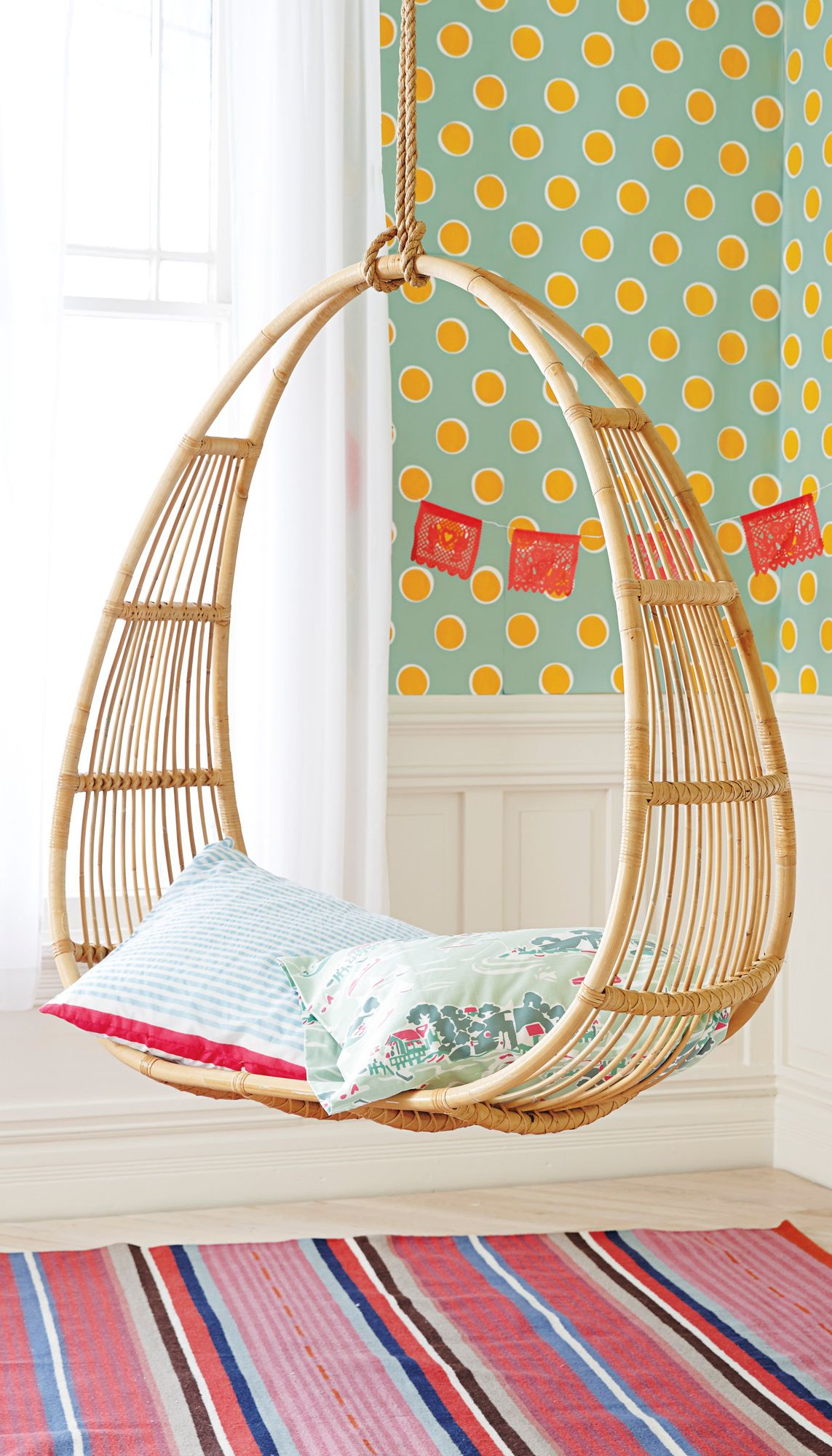 Ceiling Hanging Chair Round Hanging Chair Furnish Decor Bedroom Hanging Chair