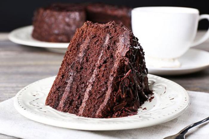 La Mejor Tarta De Chocolate Del Mundo Receta Mejor Tarta De Chocolate Tarta De Chocolate Tortas De Chocolate Humeda
