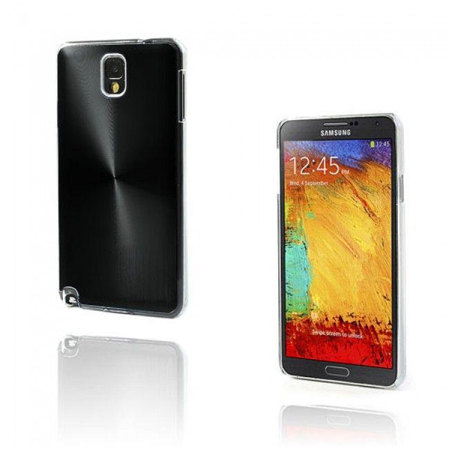 Alu Blade (Musta) Samsung Galaxy Note 3 Suojakuori - http://lux-case.fi/alu-blade-musta-samsung-galaxy-note-3-suojakuori.html