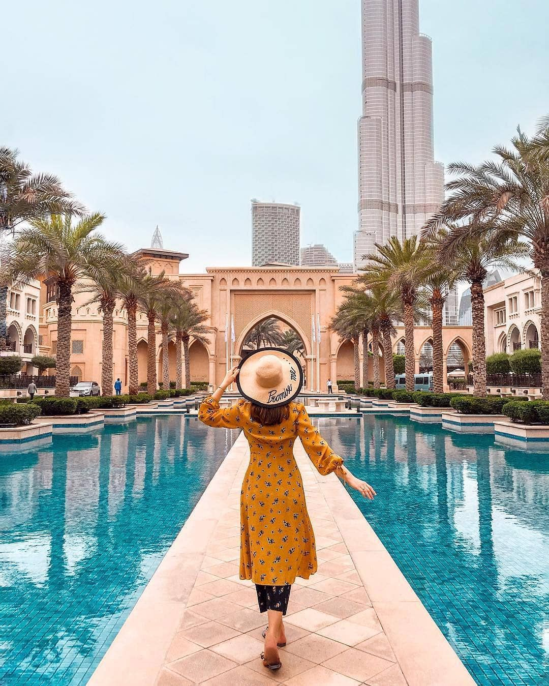 Wandering Around Big City Of Dubai Palace Downtown By Itsme Tatjana Follow Tag Theluxuryasia Theluxuryasia And Share Your City Asia Palace Hotel
