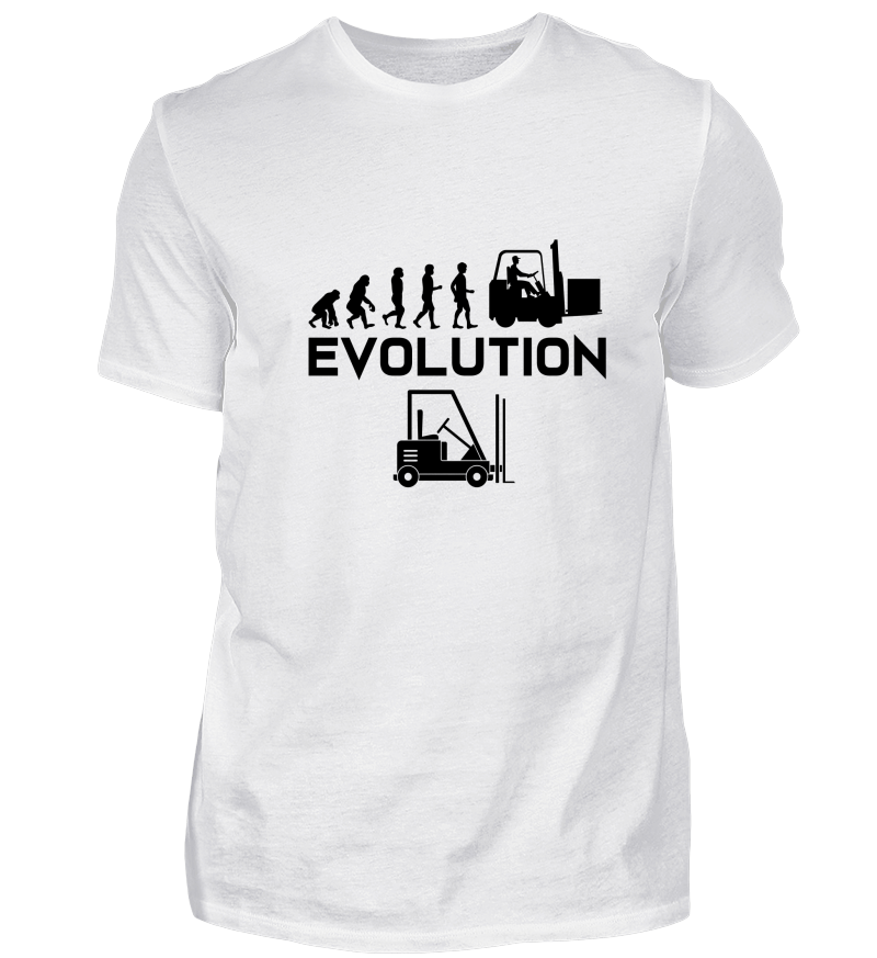 Lagerist Logistik · Evolution in 2019 Evolution, Shirts