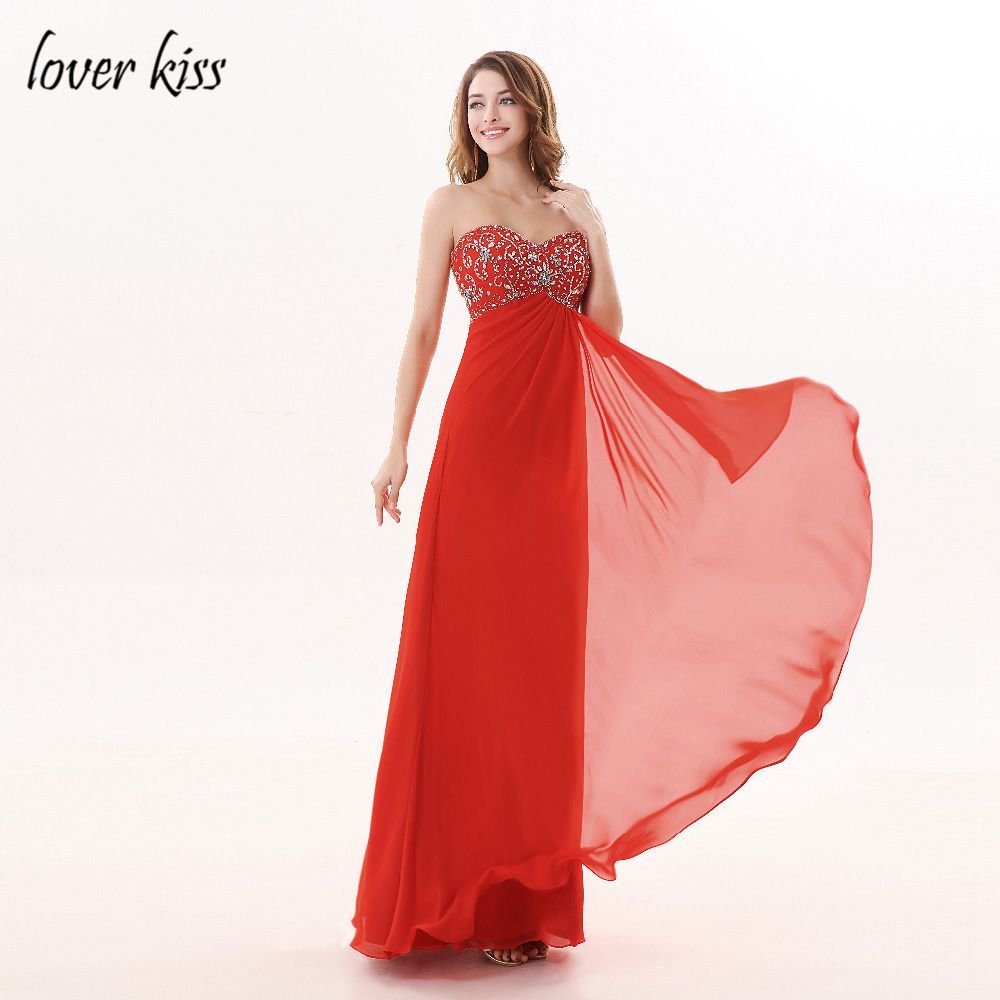 Batik dress for wedding party  Click to Buy ucuc Prom Dresses vestido Red Prom Dress Elegante
