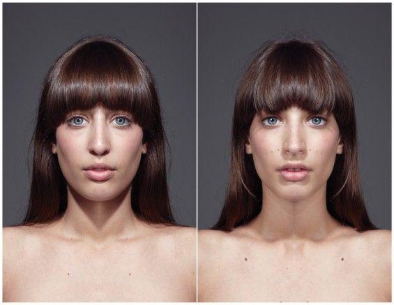 symmetry beauty test