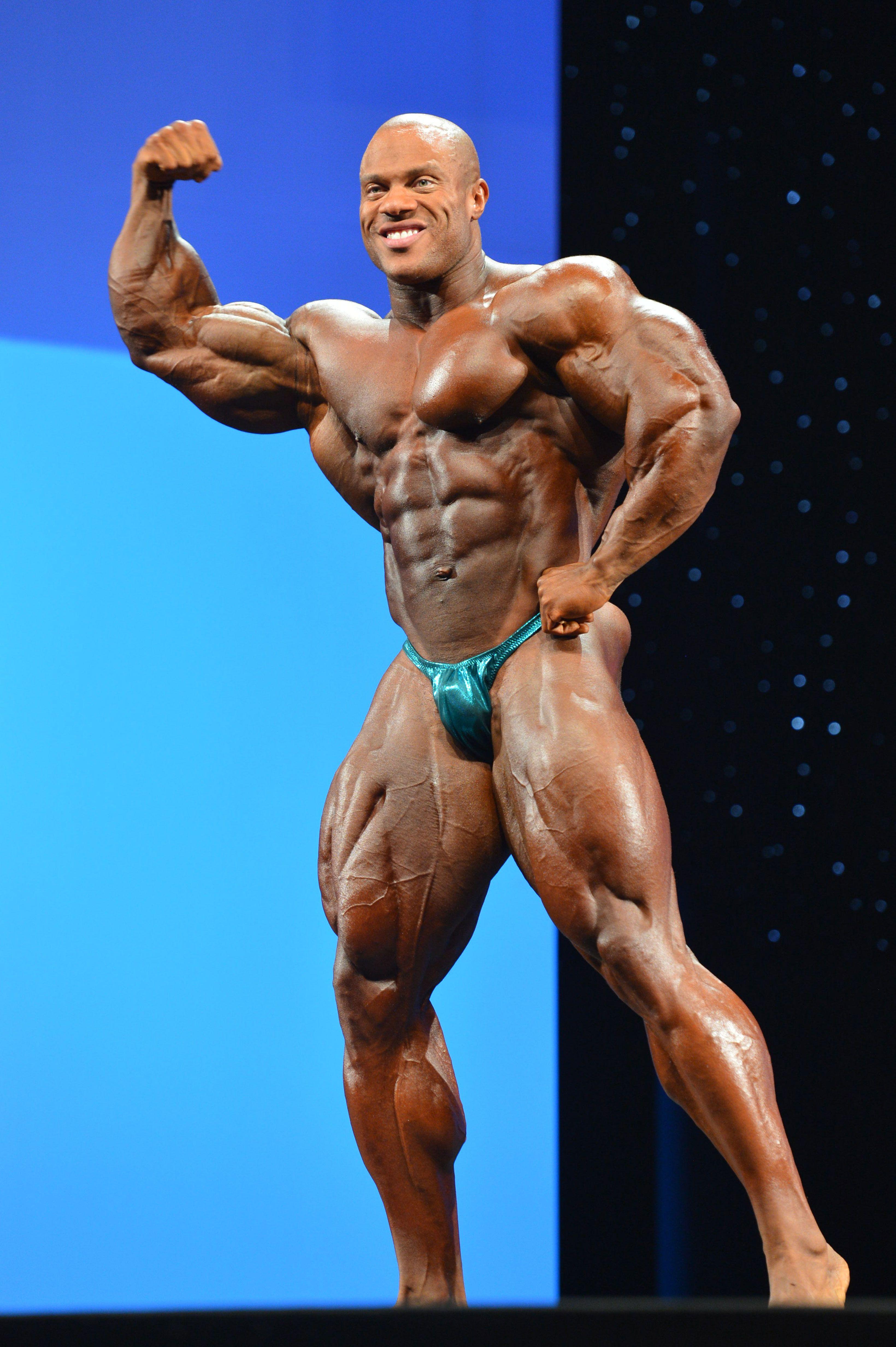Phil Heath Hi-Res | Phil Health - Bodybuilder | Pinterest ...