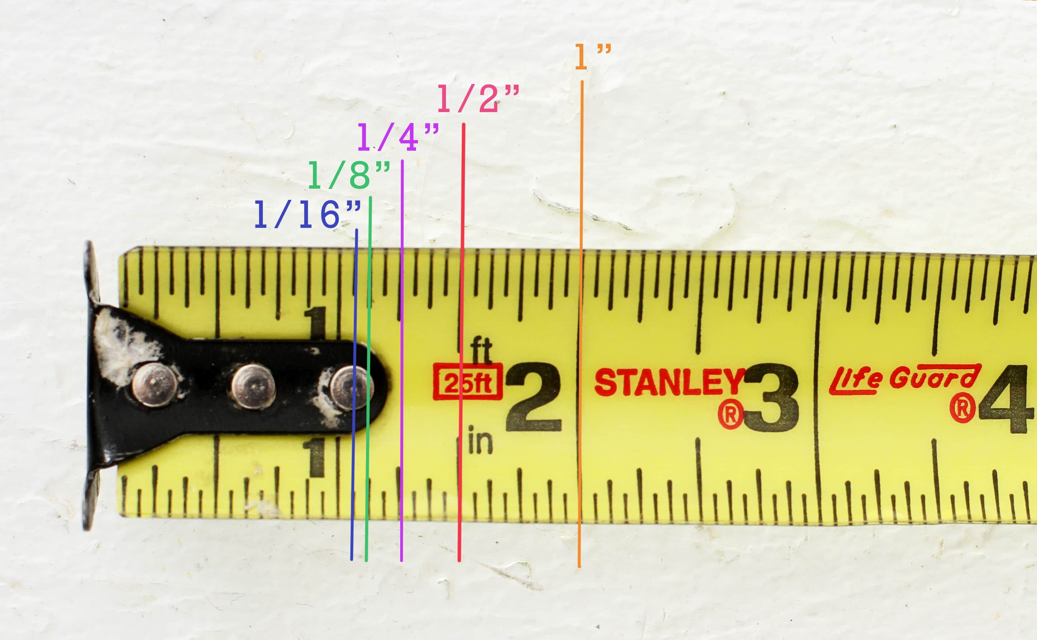 how to use a tape measure the right way | practical use