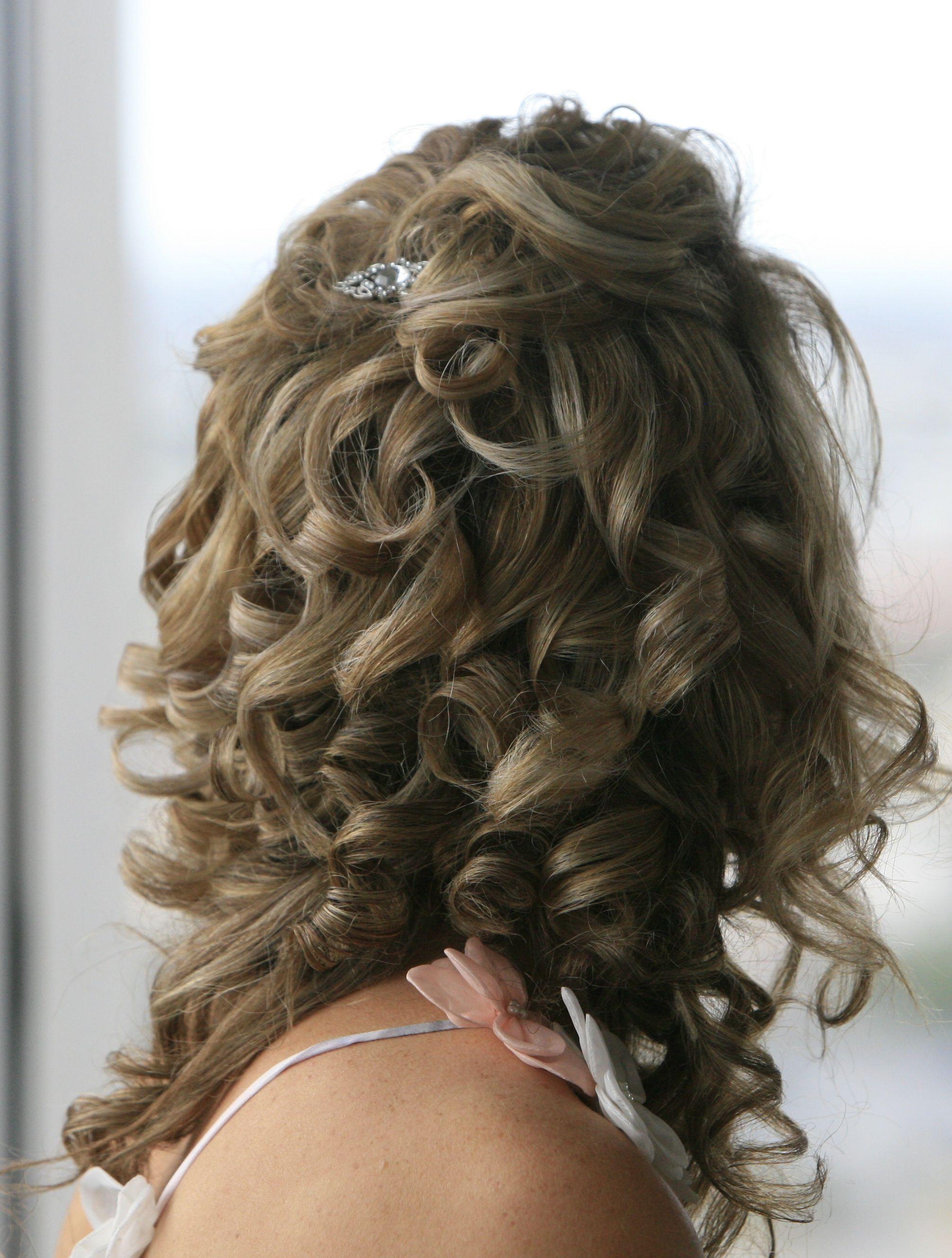 ringlet curls   Hair styles, Formal hairstyles, Ringlet curls