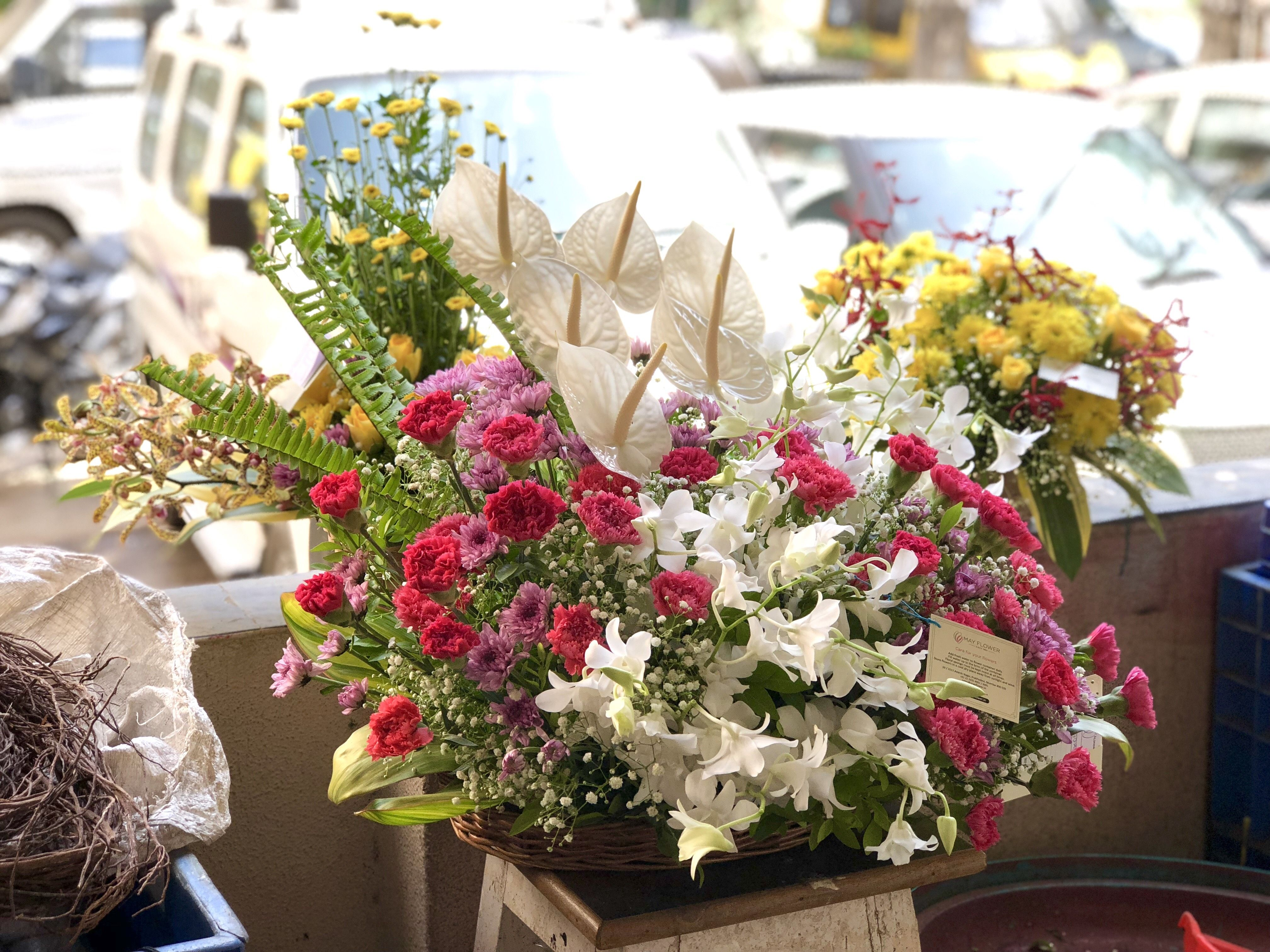 ORDER FLOWERS ONLINE FROM DUBAI AND BEST FLORIST WILL