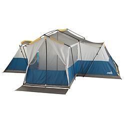 $349.99 Broadstone Cabin Tent 15-Person | Canadian Tire  sc 1 st  Pinterest & $349.99 Broadstone Cabin Tent 15-Person | Canadian Tire | Camping ...