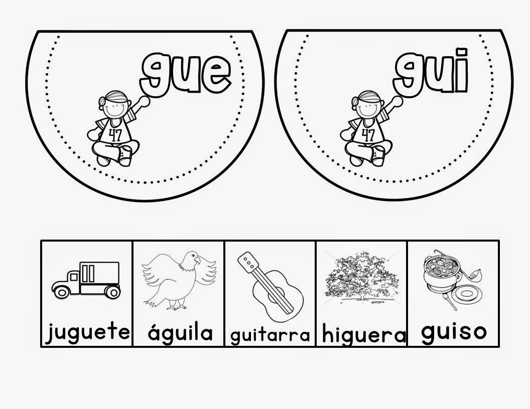 Spanish Phonics Interactive Notebook Is Done