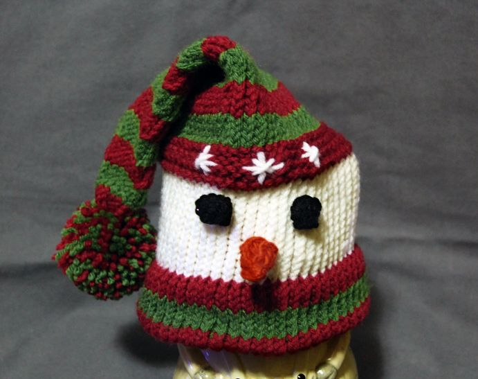 Cute snowman hat for lots of character. 2c2174529a1