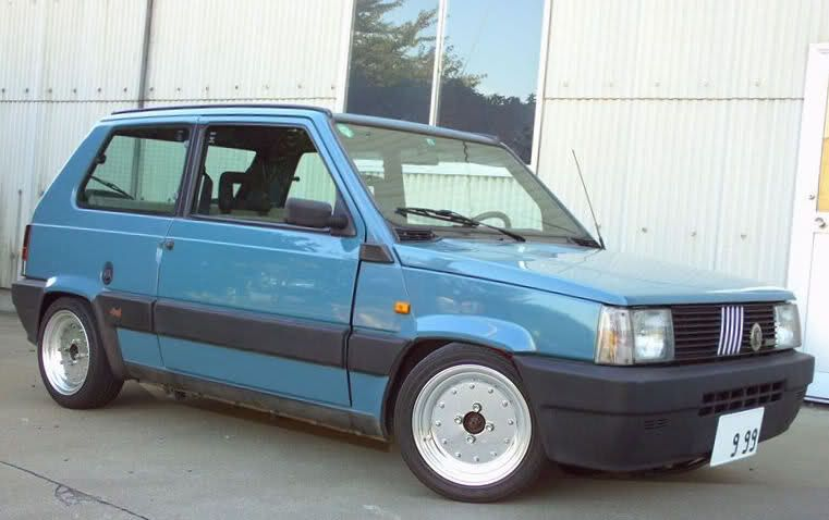 Is It Wrong To Kind Of Want A Fiat Panda Retro Rides