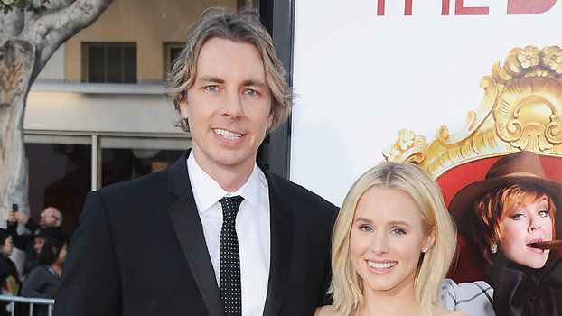 An Emotional Kristen Bell Sings Dax Shepard S Praises And Shares Their Wedding Photos For The First Time Wedding Photos Wedding Kristen Bell