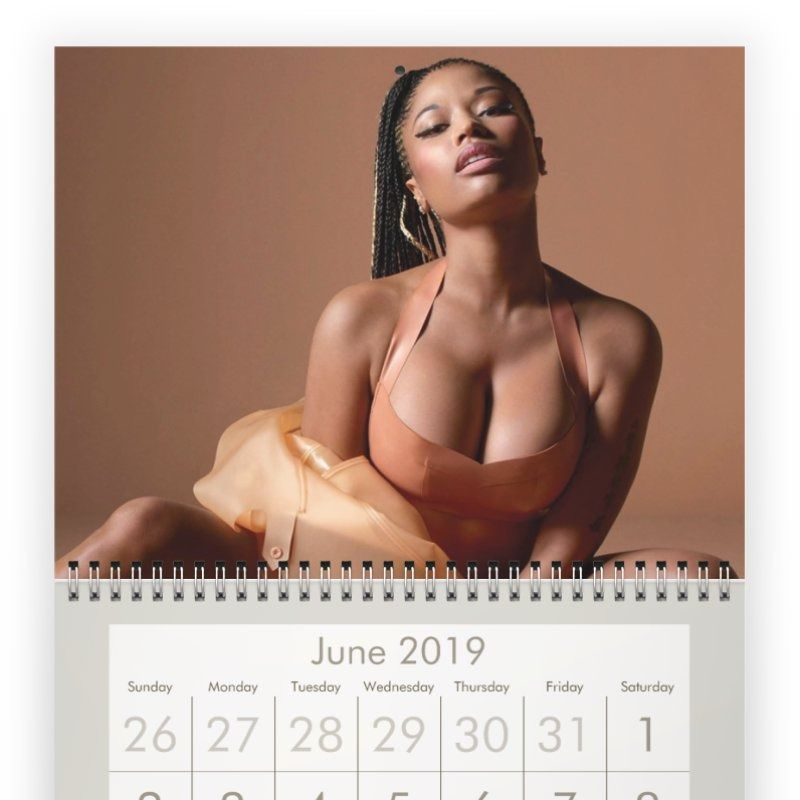 Nicki Minaj Calendar 2019 For Sale NICKI MINAJ 2019 | 2019 CALENDARS | Nicki minaj, Nicki minaj 2017