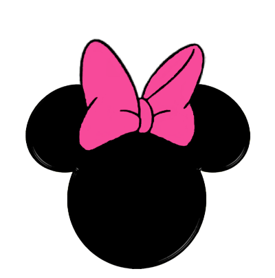 Use These Free Images For Your Mickey Mouse Silhouette Minnie Mouse Minnie Mouse Printables