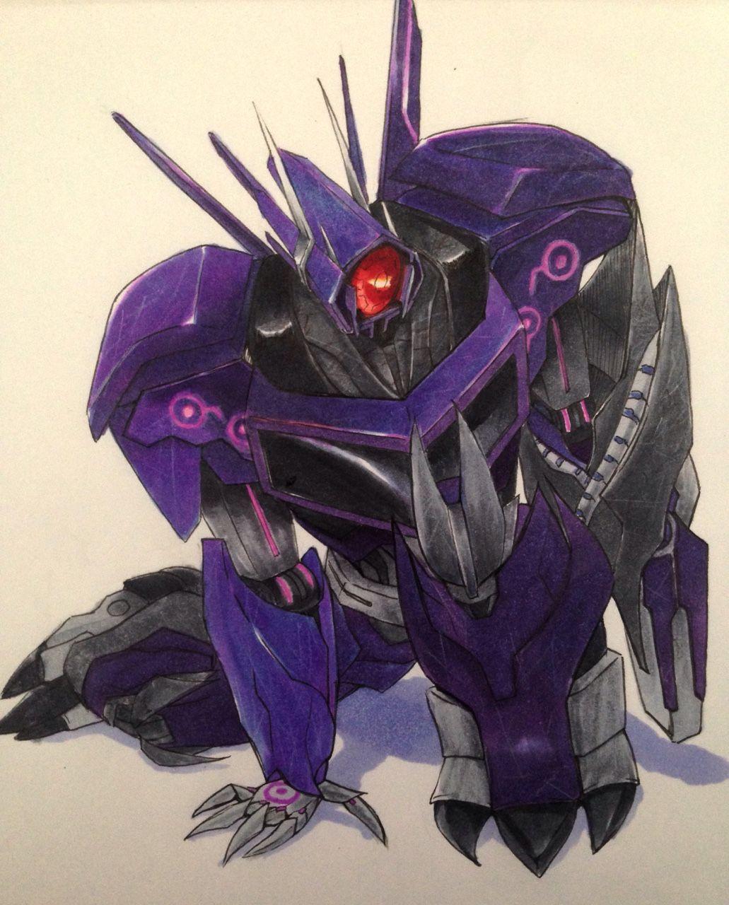shockwave | Tumblr | • transformers | Transformers art