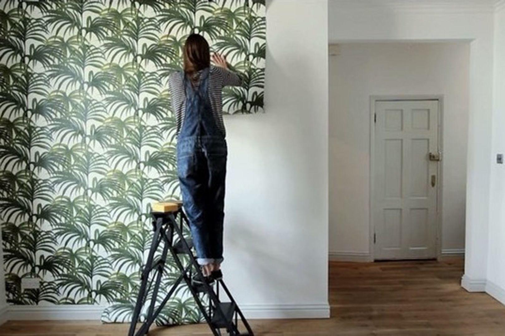 How to hang wallpaper How to hang wallpaper, Wallpaper