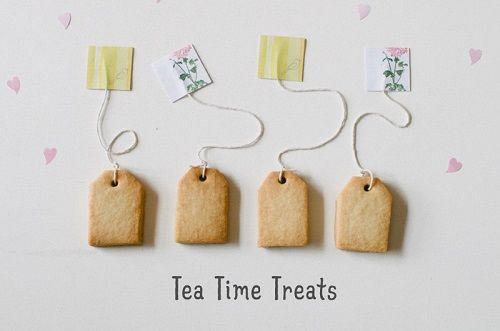 Veja mais no joiasdolar.blogspot.com.br *Em cada post do blog constam os créditos das imagens* #nham #cookie #biscuit #tea #cute #lovely