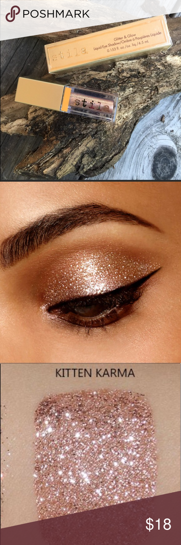 Stila Glitter Glow Liquid Eyeshadow Liquid Eyeshadow Stila Glitter And Glow Stila Glitter