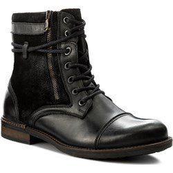 Buty Zimowe Meskie Lanqier Eobuwie Pl Boots Knee High Boots Black Boots Men