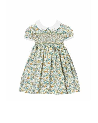 Emily Lacey Girls Floral Cotton Dress DressKids